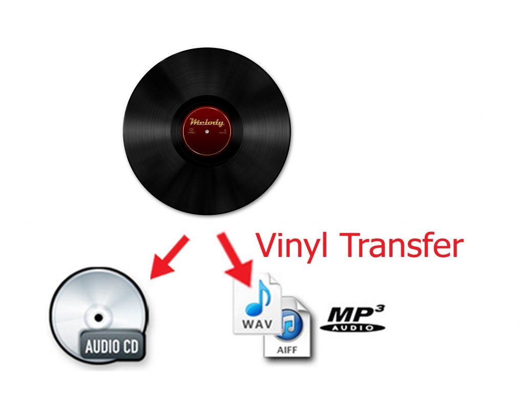Vinyl TRANSFER